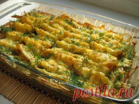Картофель по-королевски / Royal potatoes