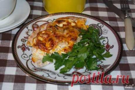 Мясо по-французски из куриного филе - пошаговый рецепт с фото на Повар.ру