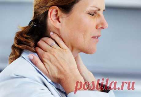 Как избавиться от болей в шее с помощью китайской гимнастики?