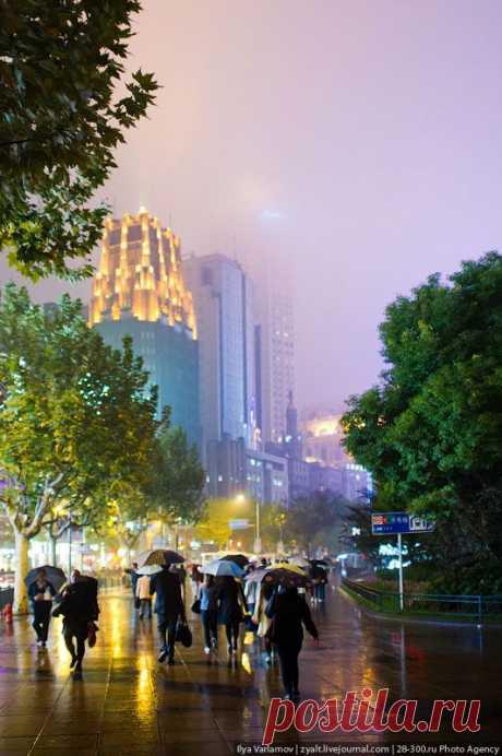Шанхай | Города и страны