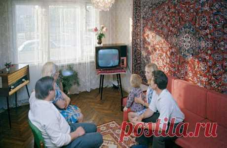 Советские передачи, окоторых мыхотим забыть