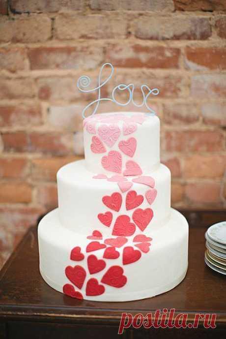 Хочу вот такой торт!