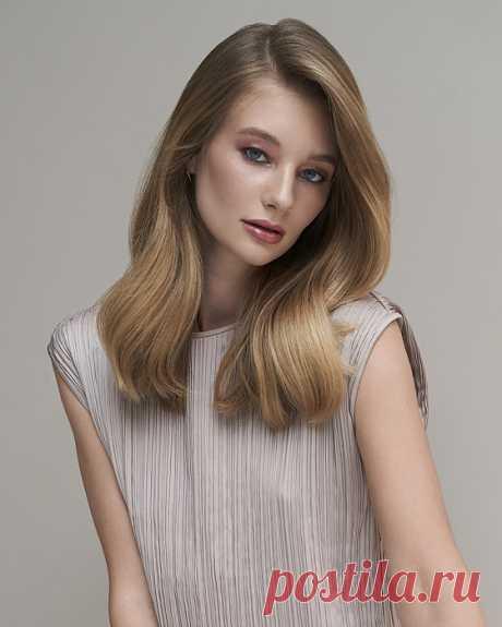 Новый тренд: полупрозрачное окрашивание волос