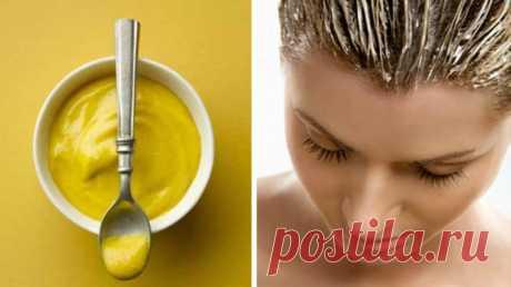 Мытье головы горчицей для здоровья кожи и волос