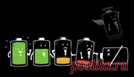 How it is correct to charge accumulators of smartphones and laptops that they served longer?