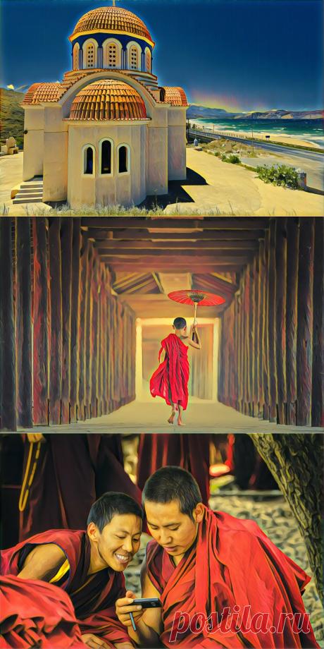 10 000 часов для освоения медитации. Почему практика в монастырях больше не работает | Лучший друг Будды | Яндекс Дзен На протяжении столетий практика духовного развития в разных традициях сводилась к тому, что люди основывали общины, строили монастыри и в течении продолжительного времени тренировались в таких местах.
