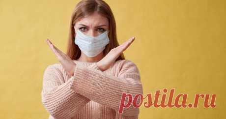 Популярные советы, которые насамом деле бесполезны прикоронавирусе | Люблю Себя