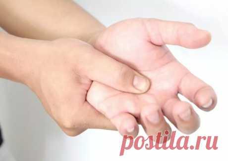Особые точки на пальцах рук и ног: военные медики делятся советами