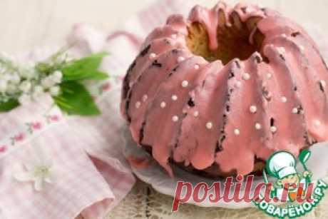 Сахарная глазурь - кулинарный рецепт