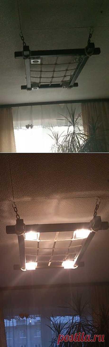 (+1) тема - Светильник своими руками)) | МАСТЕРА