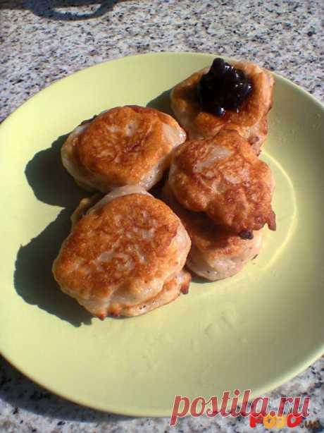 Пышные оладушки | Ганка - Кулинарные рецепты на Food.ua