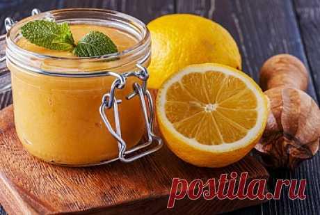 Апельсиново-лимонный курд - Домашний очаг