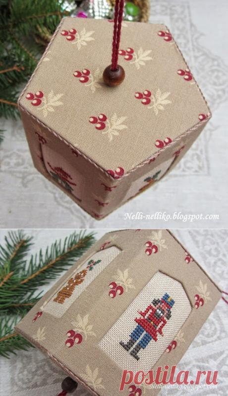 Nelli: Рождественский фонарик