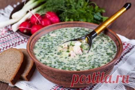 Окрошка каждый день-лучшие рецепты летнего супа
