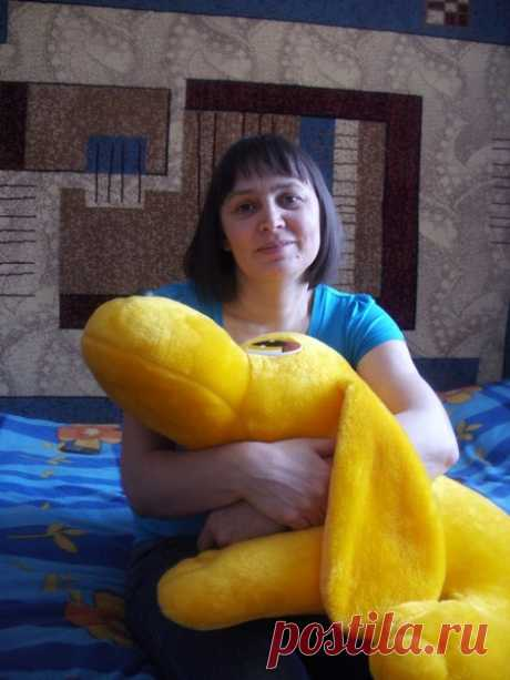 Антонина Ободова