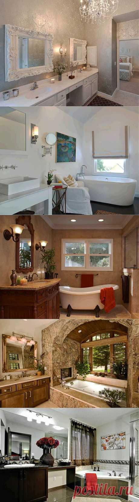 (+1) тема - Светильники для ванной комнаты | МОЙ ДОМ