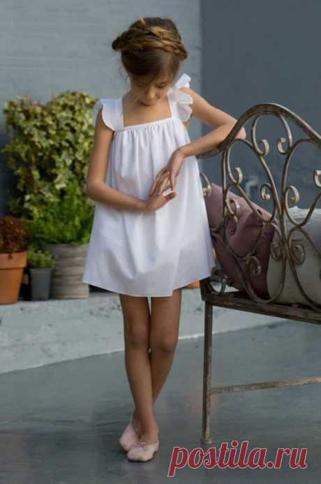 Сарафан для девочки: 60 фото красивых и легких платьиц для детей