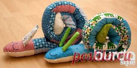 Как сшить подушку-игрушку для малыша — Мастер-классы на BurdaStyle.ru