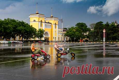 Ставрополь после дождя