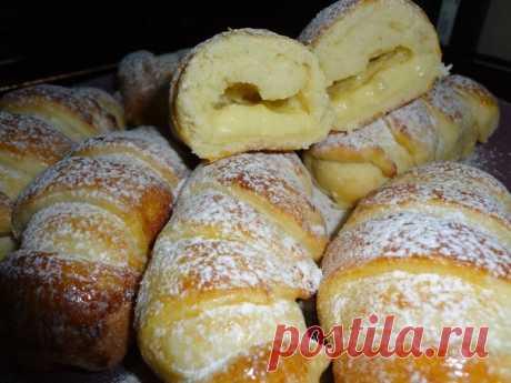 ¡Los panecillos muy sabrosos aéreos, para un gusto como el pastel! | cuatro gustos