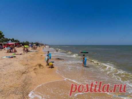 Подборка самых интересных курортов Азовского моря — Soulblog.ru