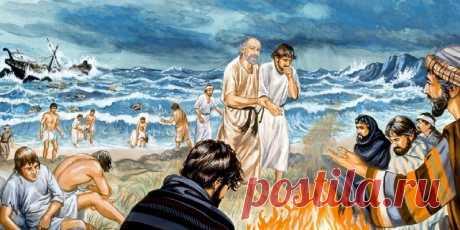 Археологи заявили о находке якорей судна апостола Павла | Наука и технологии