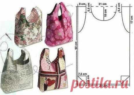 Простые сумочки