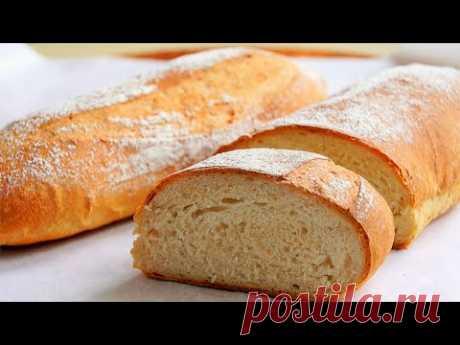 Не нужно больше ходить в магазин за хлебом. Самый простой рецепт хлебушка! Вкусный