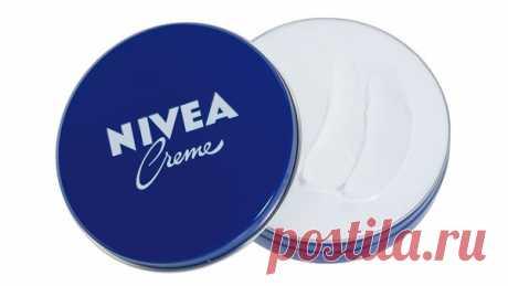 Нивея в синей шайбе: один из универсальных кремов на все случаи жизни и куча способов его применения   ПолезНЯШКА   Яндекс Дзен