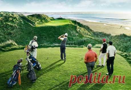 Ирландия поставила цель стать мировым лидером гольф- туризма | Туризм