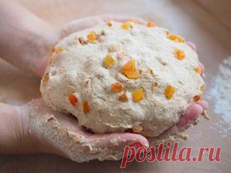 Дрожжевое тесто на пасху: секреты его приготовления