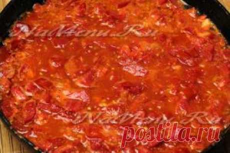 Кабачковая икра с помидорами: рецепт