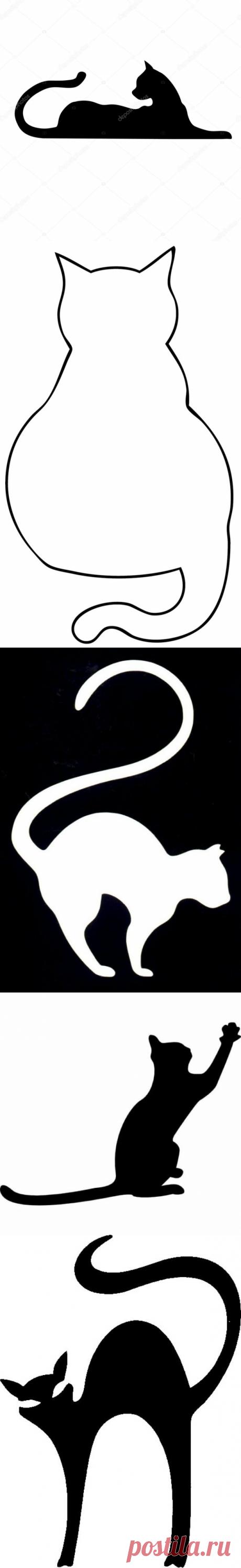 Аппликации с кошками на сумках — DIYIdeas