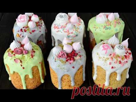 Cottage cheese EASTER CAKES ☆ DAMP!!! and very SIMPLE in preparation
