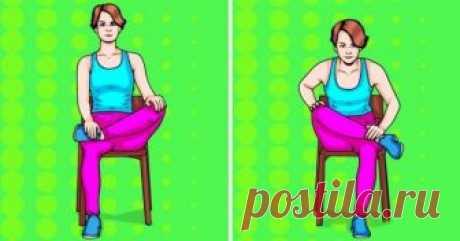 Шесть простых упражнения для позвоночника | Советы целительницы