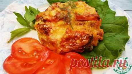 Курица запечённая с тёртым картофелем - Поварёнок с лучшими рецептами - медиаплатформа МирТесен