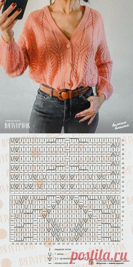 Исполняю ваши самые частые просьбы: 4 новые схемы для красоты | Вязунчик — вяжем вместе | Яндекс Дзен