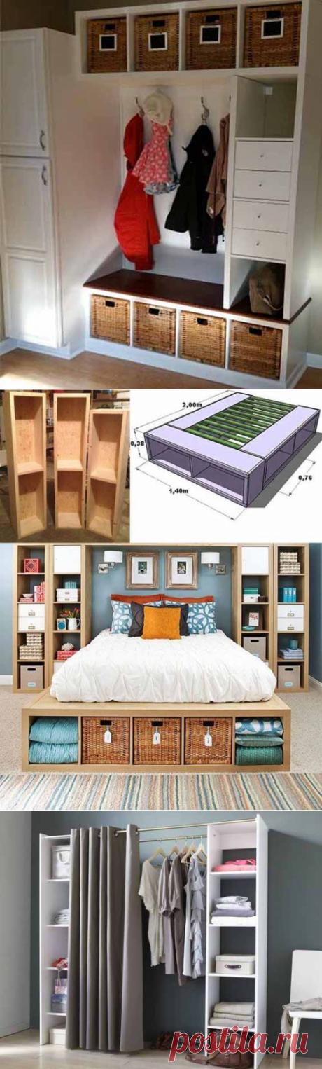 50 вариантов как сделать мебель своими руками в домашних условиях