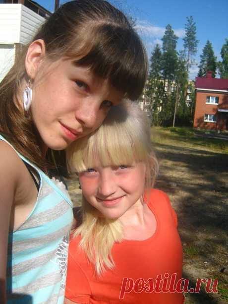 Аня и Даша:)