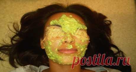 Aвокадо - кладезь витаминов для молодой кожи - Советы на каждый день