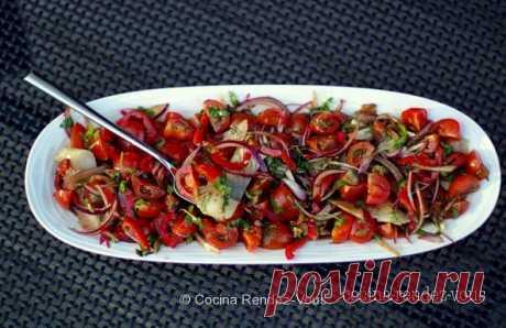 Рецепт просто бомба: селедка с помидорами Рецепт просто бомба: селедка с помидорами - очень вкусное блюдо, который вы можете легко приготовить по рецепту на этом сайте.Много хороших и проверенных рецептов в одном месте!