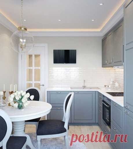 Дизaйн интерьера кухни