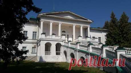 Halaganov Palace in Sokyryntsi