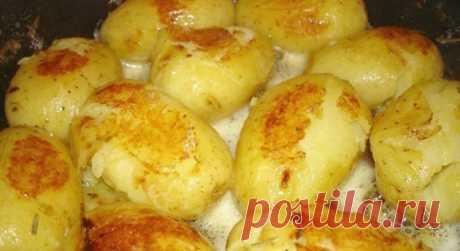 Стоит добавить этот ингредиент, чтобы картофель буквально таял во рту — Мир интересного