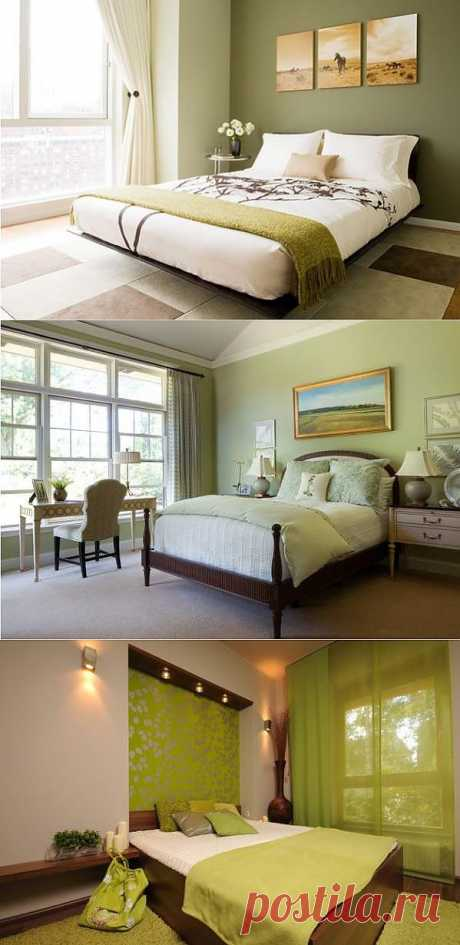 (+1) тема - Какой цвет выбрать для спальни | МОЙ ДОМ
