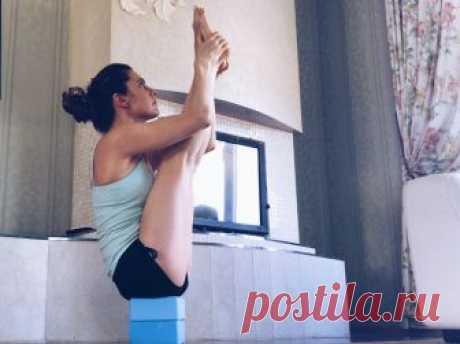 Опорный блок для йоги | swaco.ru