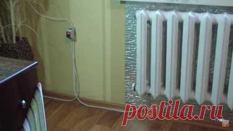 Автономное отопление своими руками. Просто, дешево и без труб… | Тысяча и одна идея
