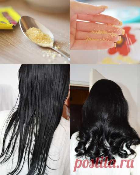 Ламинирование волос в домашних условиях. Грошовое средство, а эффект как после салона! - Советы и Рецепты