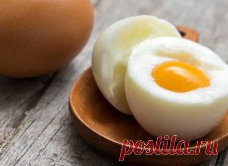 Яйцо в день — и на весы будешь вставать с радостью