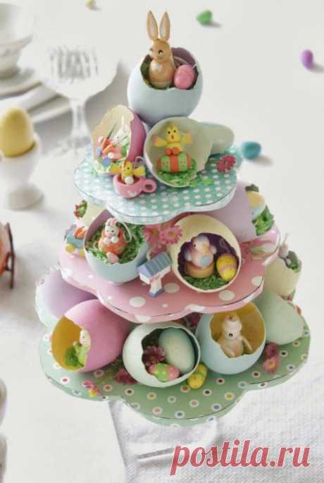 Amazing ideas of a house decor to Easters \/ Homebodies